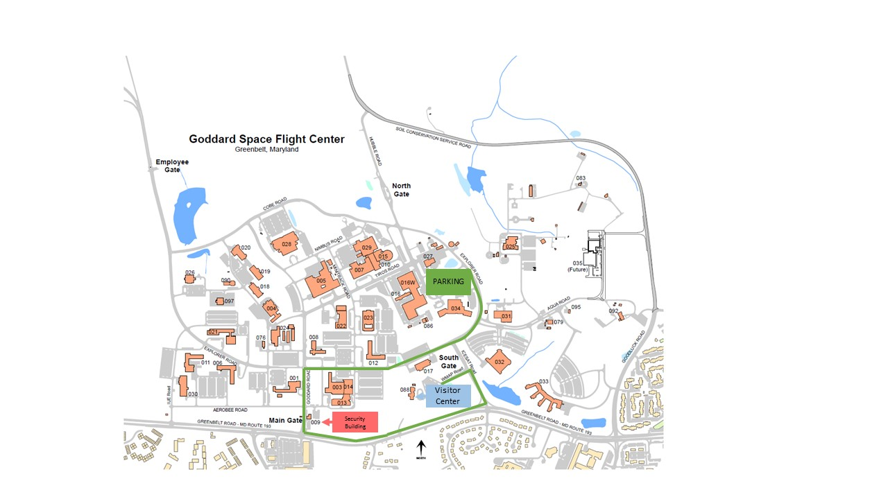 Goddard Campus Map.Goddard Ccmpp Workshop